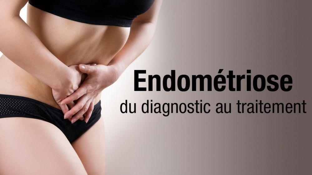 Traitement naturellement de l'endométriose