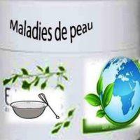 Maladies de peau Pityriasis Versicolor Plante Traitement Naturel